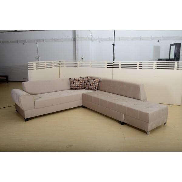 Γωνιακός καναπές Vienna Καφέ