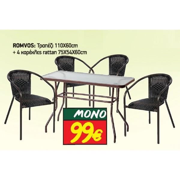 Σετ Romvos