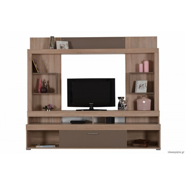 Σύνθετο TV Intero Plus SONOMA/LATTE