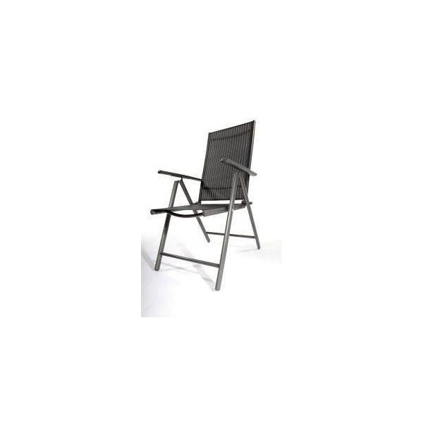 Καρέκλα αλουμινίου 7θέσεων