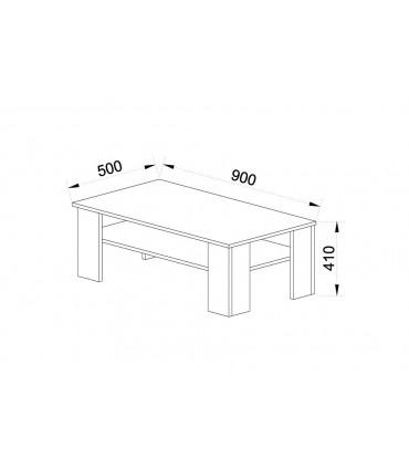 Τραπέζι σαλονιού Flip