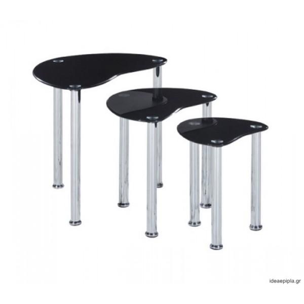 Τραπέζια Ζιγκόν Trio