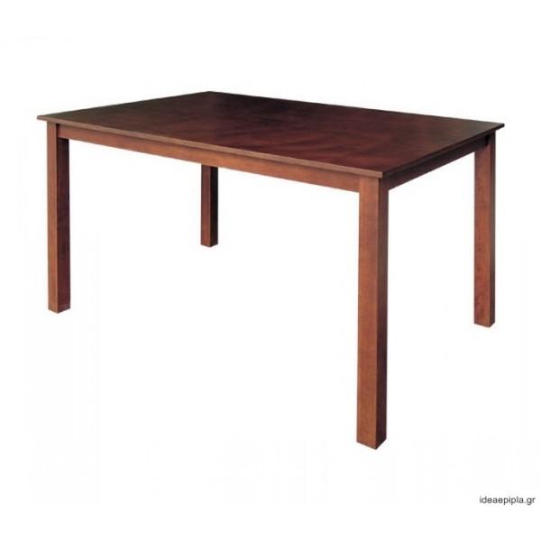 Τραπέζι Cabin 120X80 εκ.