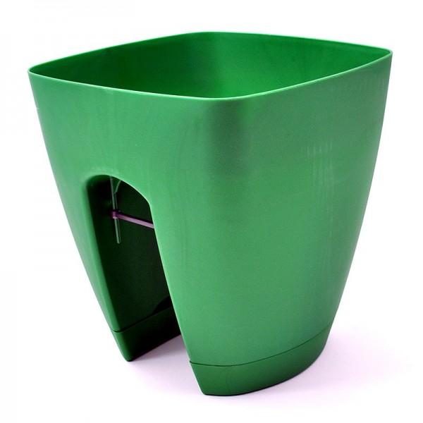 Πλαστική γλάστρα Πράσινο