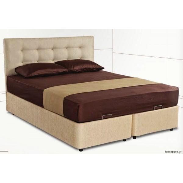 Κρεβάτι Alfa Με Στρώμα