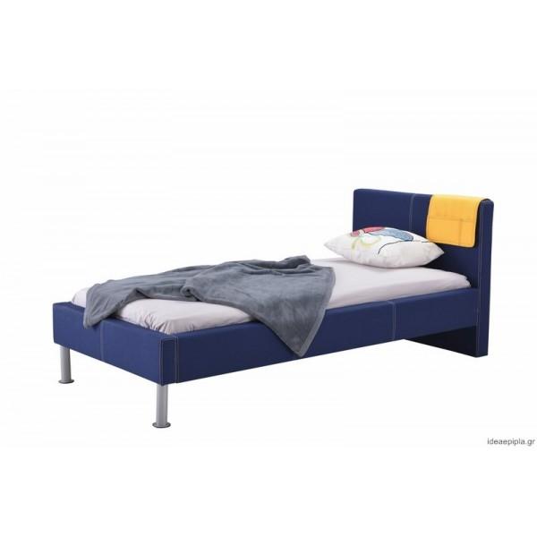 Κρεβάτι Kalipso 90 Μπλε