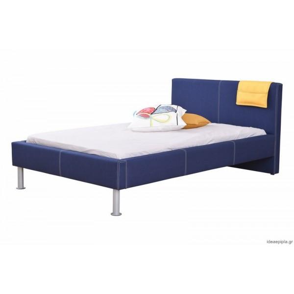 Κρεβάτι Kalipso 120 Μπλε