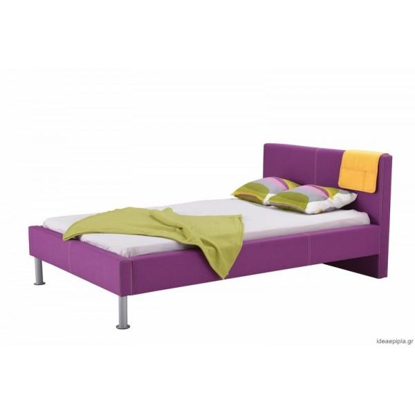 Κρεβάτι Kalipso 120 Ροζ