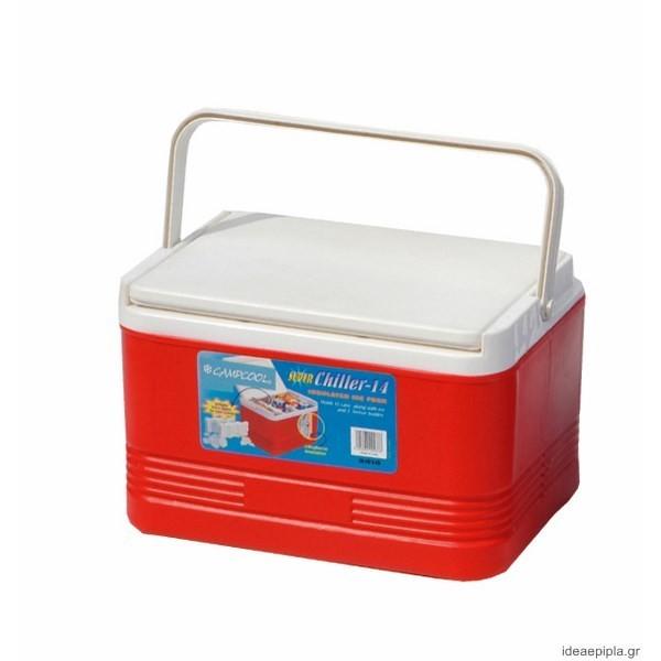 Ψυγείο Φορητό Πολυουρεθάνης 14L