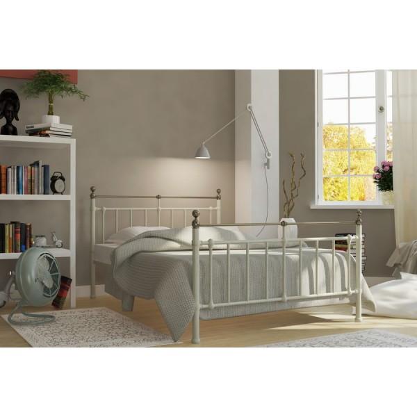 Μεταλλικό κρεβάτι Epoca