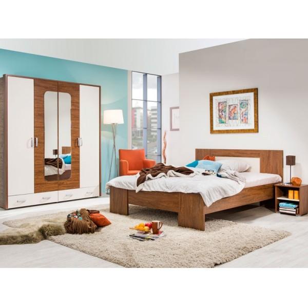 Κρεβάτι Helena 160 ΚΑΡΥΔΙ