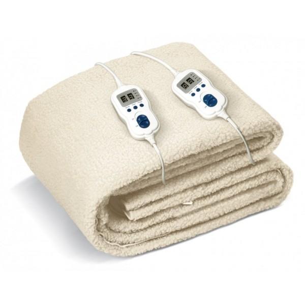 Ηλεκτρική Διπλή κουβέρτα-θερμοφόρα Relax