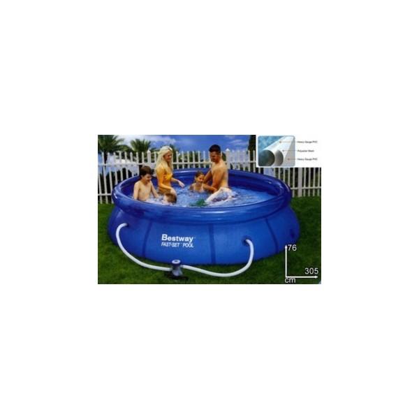 Πισίνα Fast Set C/Filtro