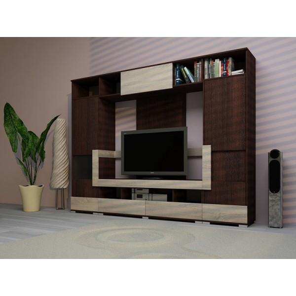Σύνθετο TV Corsa Wenge/Sonoma