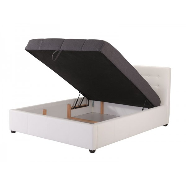 Κρεβάτι με στρώμα Kent