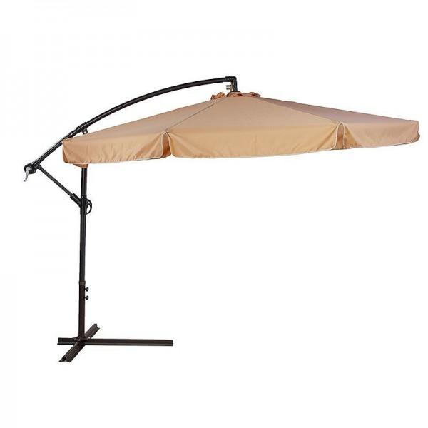 Ομπρέλα Φ3μ. Alu steel