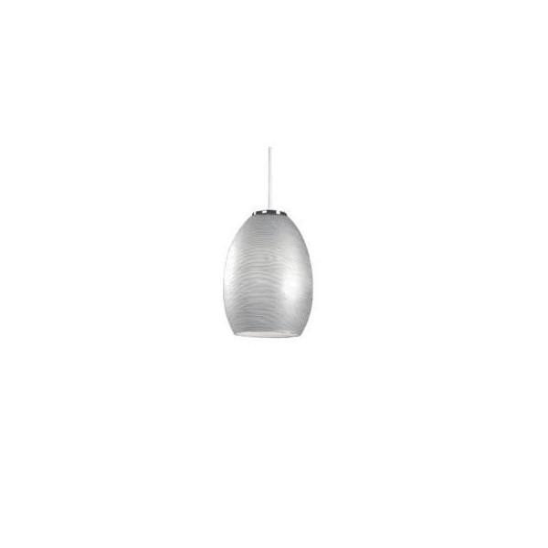 Φωτιστικό Οροφής γυάλινο σατινέ Λευκό