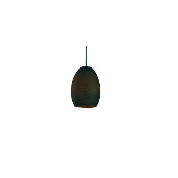 Φωτιστικό Οροφής γυάλινο σατινέ Μαύρο