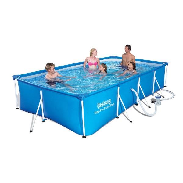 Πισίνα Bestway Steel Pro Frame Pool