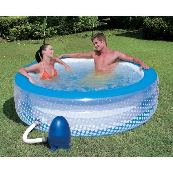 Πισίνα με Υδρομασάζ Relax'n'Bubble