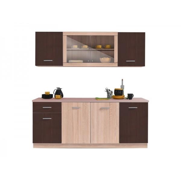 Κουζίνα Helena Wenge/Sonoma