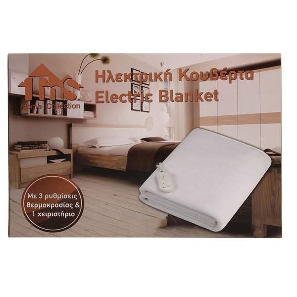 Ηλεκτρική Μονή κουβέρτα