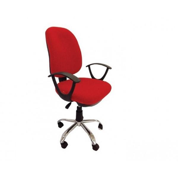 Καρέκλα γραφείου 1152 Μαύρη