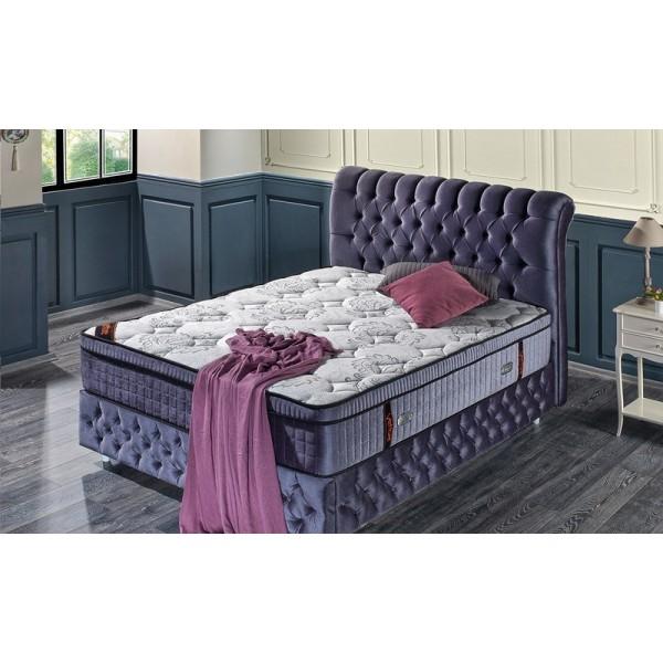 Κρεβάτι Lavinya με στρώμα