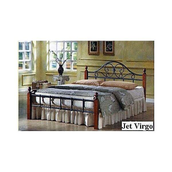Μεταλλικό Κρεβάτι Jet Virgo