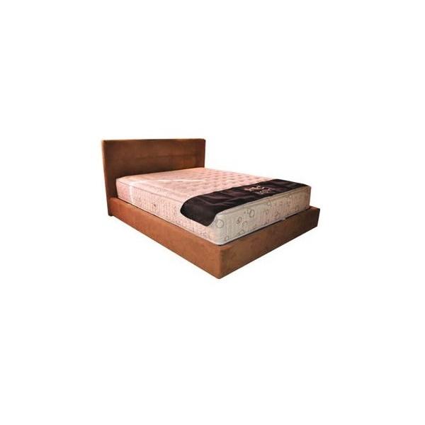 Κρεβάτι Υφασμάτινο Romvos