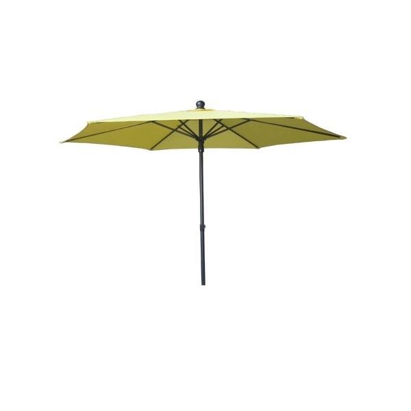 Ομπρέλα Φ2,7μ. Κίτρινο