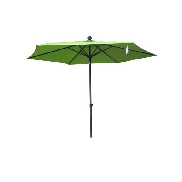 Ομπρέλα Φ2,7μ. Πρασινο