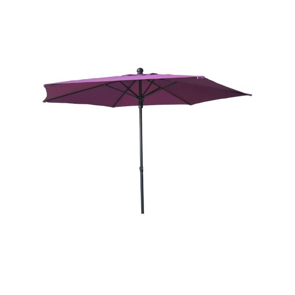 Ομπρέλα Φ2,7μ. Μωβ
