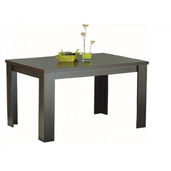 Τραπέζι Κουζίνας Ανοιγόμενο DT 120X80 WENGE