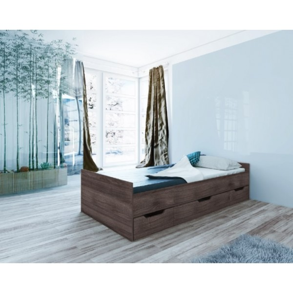 Κρεβάτι Penko Wenge