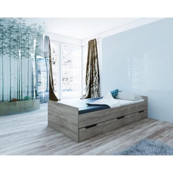 Κρεβάτι Penko Sonoma