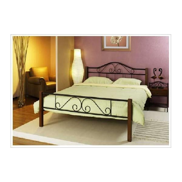 Μεταλλικό Κρεβάτι Jasmine