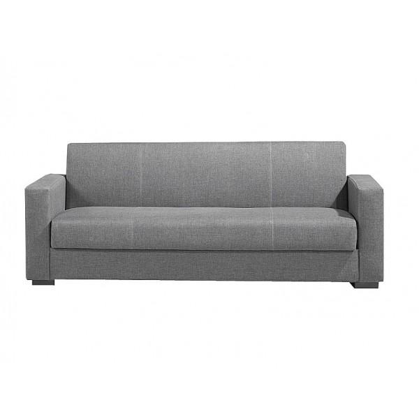 Καναπές 3θεσιος Casual Γκρι