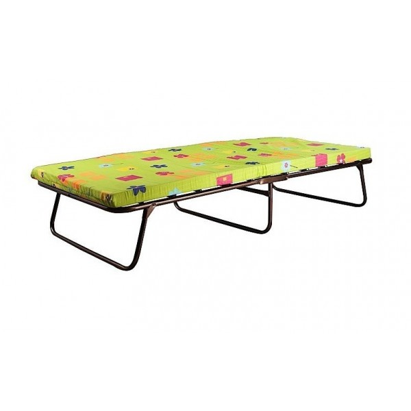 Κρεβάτι σπαστό με 6 εκ. στρώμα
