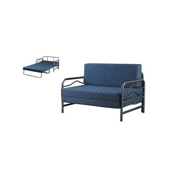 Mεταλλικός καναπές 2θεσιος